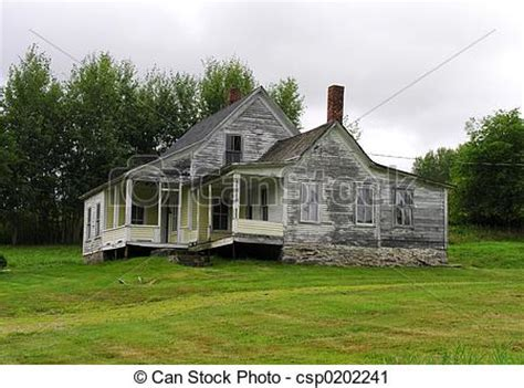 House Plans New England Stock Photography Of Old Farm House In New England