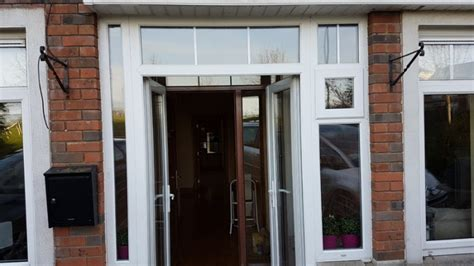 Porch Windows For Sale pvc front porch and window surround for sale in lucan dublin from paulucci
