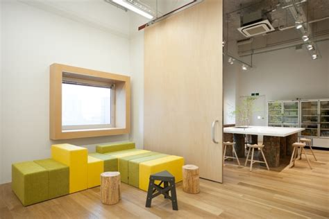 facility layout for photography studio hue plus photo studio by schemata architects tokyo