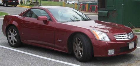 cadillac chevy the cadillac xlr the worst corvette chevy never made