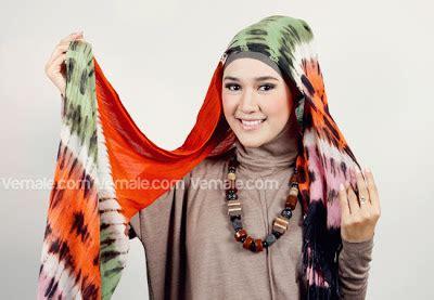 tutorial jilbab gaya turban cara pakai hijab jilbab tutorial gaya turban etnik