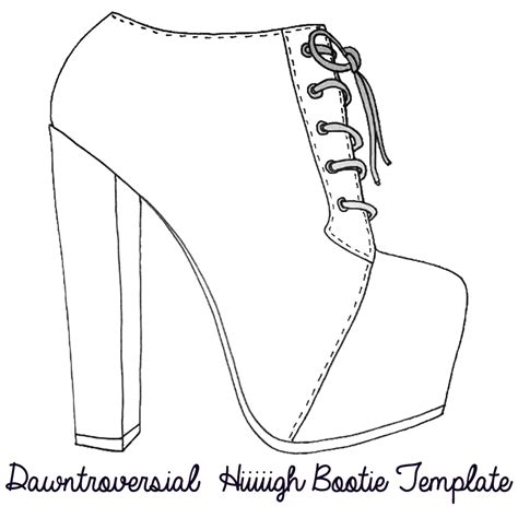 high heel shoe template 3d high heel shoe template wallpaper