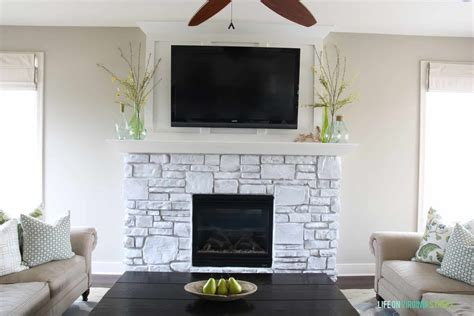 can you wash whites with colors simplicity white washed fireplace guest post
