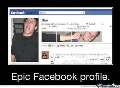 Best Memes On Facebook - best facebook profile ever by assier17 meme center