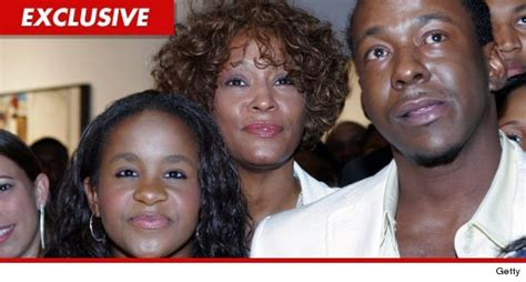 whitney houstons daughter bobbi kristina was rushed to whitney houston s daughter bobbi kristina rushed to the