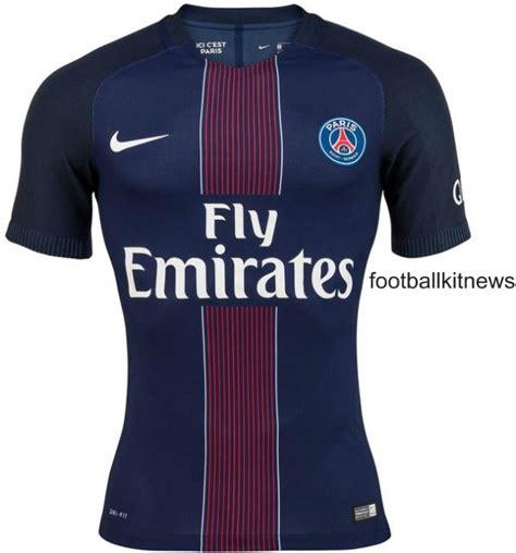 Jersey Germain Home Season 2017 2018 new psg kit 2016 17 germain nike home jersey