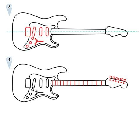 easy guitar book sketch electric guitar drawings gif 540 215 450 2015 exhibit
