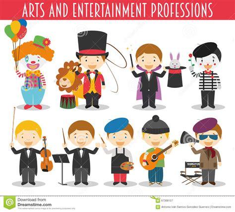 sistema arte sistema vector de artes y de profesiones