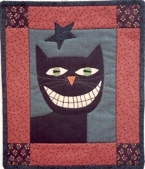 The Tabby Cat Patchwork Fabric Shop - 117 best images about quilt blocks cat on cats