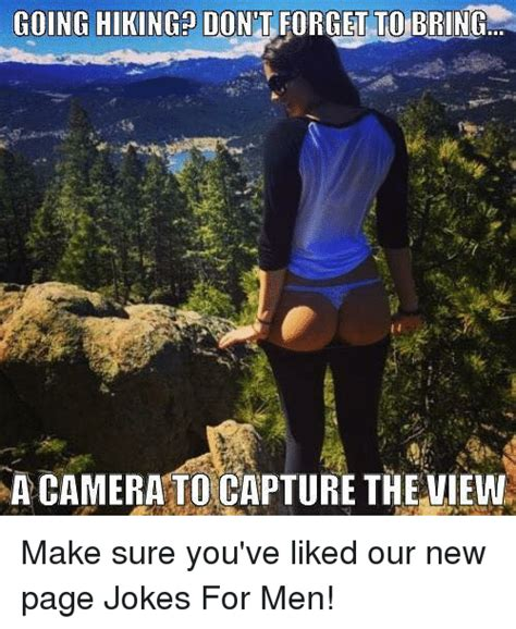 The View Meme - 25 best memes about hiking hiking memes