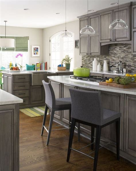 gray stained kitchen cabinets grey stained kitchen cabinets www pixshark com images