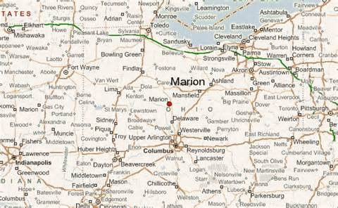 marion location guide