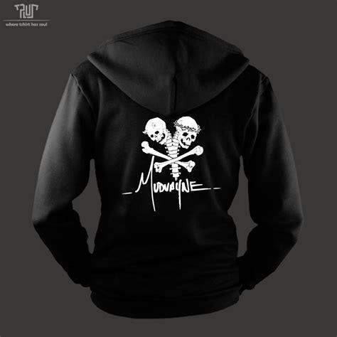 Zipper One Ok Rock Logo popular zip skull hoodie buy cheap zip skull
