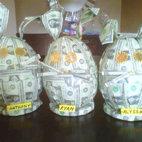 Easter Money Origami - easter money bunnies easter bunnies