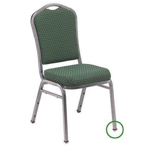 Stack Chair by National Seating Gl93 Stacking Chair Floor Glide For 9300 Series Stacking Chairs