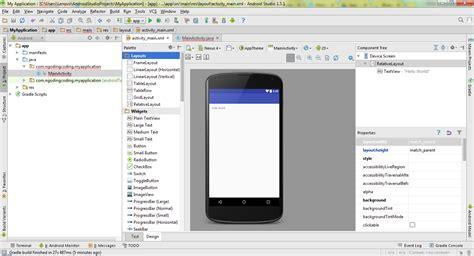 membuat form login pada android studio memulai project baru android studio ngoding coding