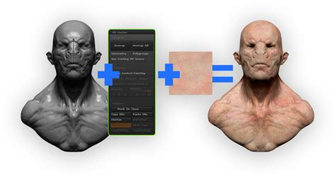 tutorial zbrush pdf free download tutorial mastering the uv master in zbrush