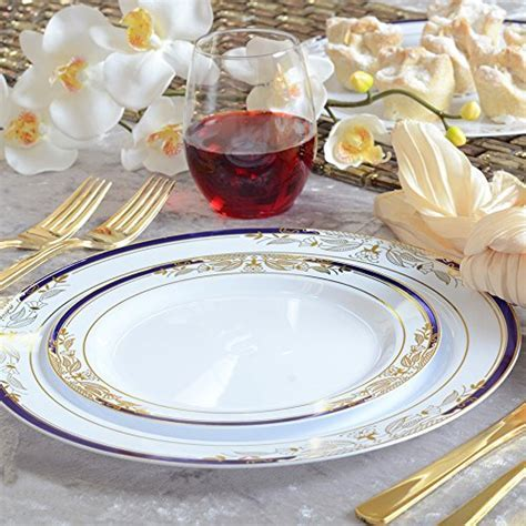 Clear Plastic Dinnerware & BLUMu0027S PAPER GOODS