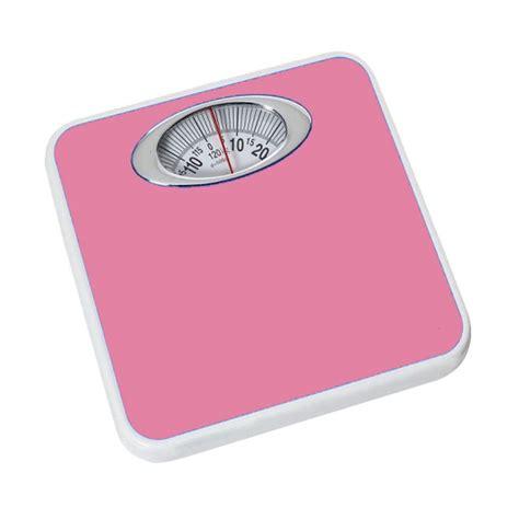 Timbangan Berat Badan Di Pontianak spesifikasi harga camry timbangan badan manual 120 kg pink terbaru terlengkap katalog