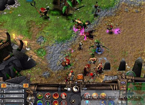 free pc games download full version battle realms battle realms free download ocean of games