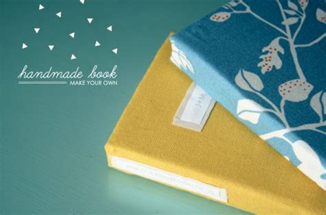 Handmade Book Tutorial - handmade book tutorial diy journals