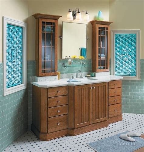 merillat bathroom cabinets merillat classic carolina kitchen bath