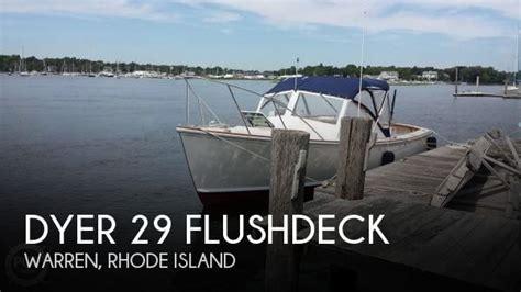 downeast boat brands sold dyer 29 flushdeck in warren ri pop yachts