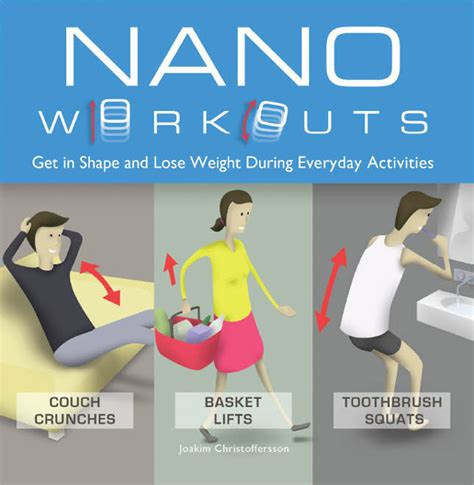 nano workout always the stairs