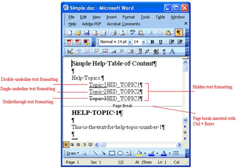 format file rtf a programming tutorial on how to create the windows