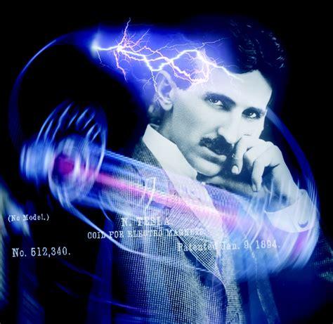 Tesla Born Nikola Tesla