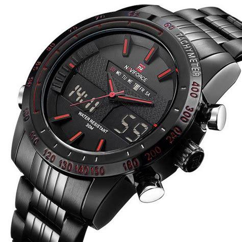 Naviforce Nf9024 naviforce nf9024 orologio da polso da uomo militare doppio