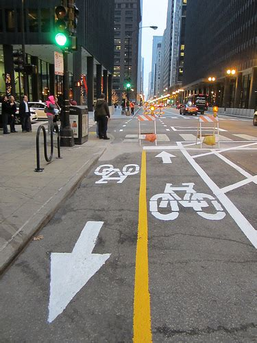 cheapest boat rides in chicago two way protected bike lane coming to the heart of