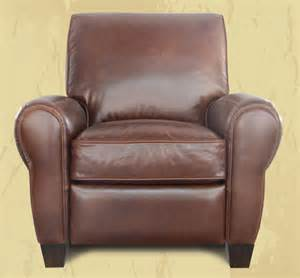 Upholstery San Diego Barcalounger Lectern Ii Recliner Chair Leather Recliner