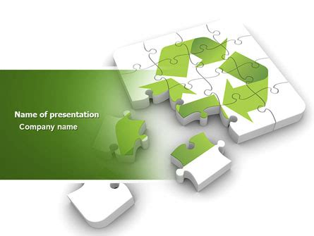 waste management powerpoint template waste management powerpoint template backgrounds 11419
