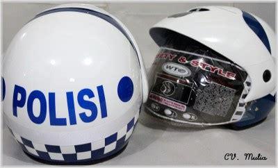 Helm Motor Helm Polisi helm polisi wanita