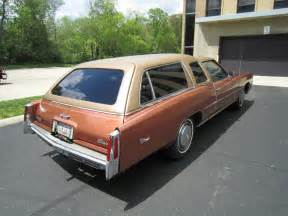 Cadillac Eldorado Wagon Bangshift Fight You Want A Cadillac Wagon I Got