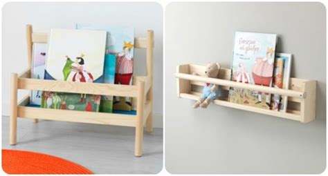 libreria bambini ikea 5 librerie frontali montessori babygreen