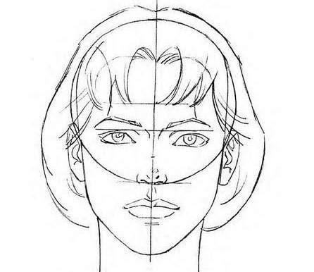 imagenes para dibujar rostros de personas c 243 mo aprender a dibujar personas paso a paso de forma