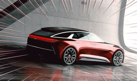 Future Kia Vehicles New Kia Concept Car Debuting At Frankfurt Motor Show 2017
