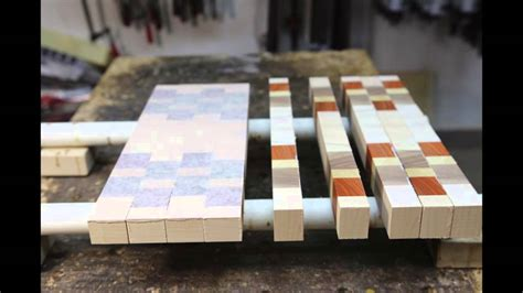 Cutting Board With Trays how to make an end grain cutting board youtube
