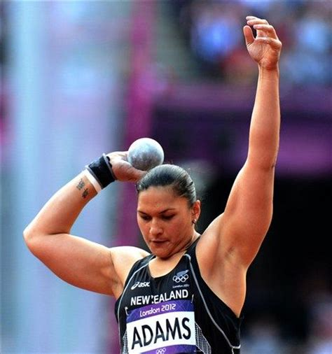 putter shot valerie adams new zealand new zealand s valerie adams in action during the women s