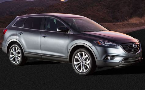 mazda u refreshed 2013 mazda cx 9 crossover priced at 30 580 u s