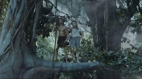who is the new tarzan geico commercial actress that plays jane tarzan commercial