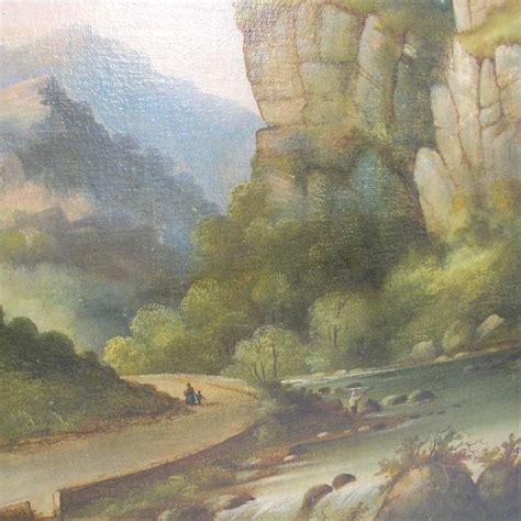 Landscape Paintings European Unknown European Landscape Painting Painting For Sale
