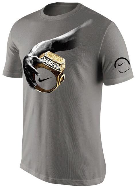 Nike Kyrie T Shirt nike lebron and kyrie celebration shirts sportfits