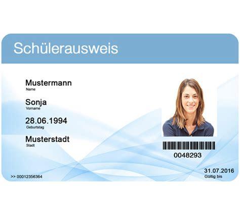 Word Vorlage Ausweis falscher ausweis sch 252 lerausweis studentenausweis