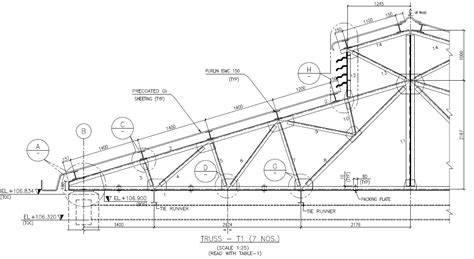 Structural Steel Shed Design by Sles Paradigm