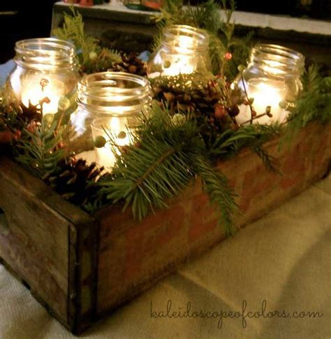 top 10 mason jar craft ideas for the holidays rustic