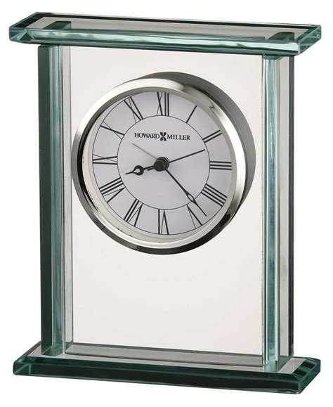 cooper alarm mantel clock by howard miller howard miller clocks