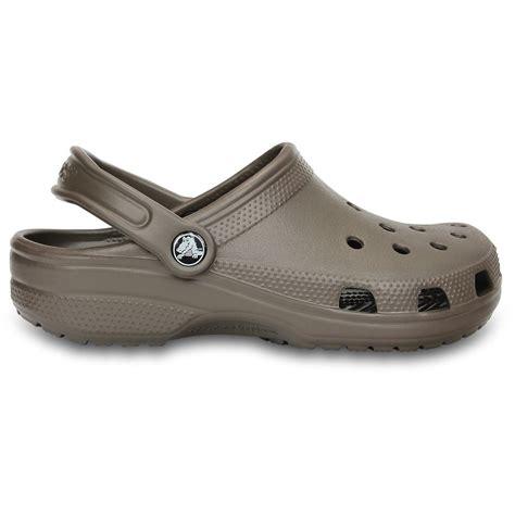crocs classic shoe pewter original crocs slip on shoe